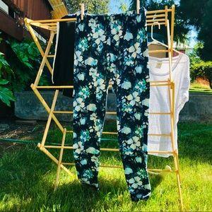 a95ac799a533c Zinati Ultra Soft 14-22 Floral Leggings